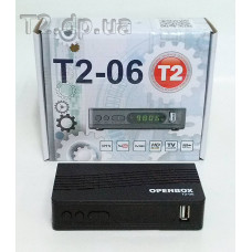 Т2 тюнер Openbox T2-06 і Openbox T2-06 Mini
