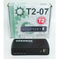 Т2 тюнер Openbox T2-07