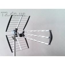 T2 Wave UHF 269 фото - зовнішня ефірна антена