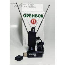 Т2 ресивер фото - USB openbox tv stick с антенной