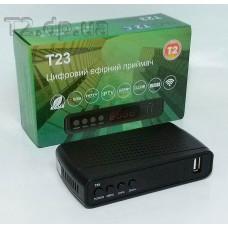 Эфирный Т2 ресивер T23 DVB-T2