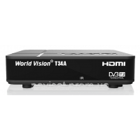 Тюнер Т2 World Vision T34A
