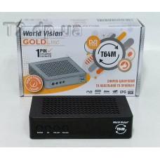 World Vision T64M ресивер без дисплея