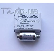 Линейный усилитель DVB-Т2 сигнала ElectroTec