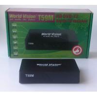 Т2 тюнер World Vision T59М