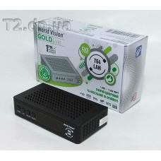 Т2 ресивер World Vision T64LAN
