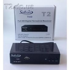 Satcom T530 T2 – Т2 приставка фото